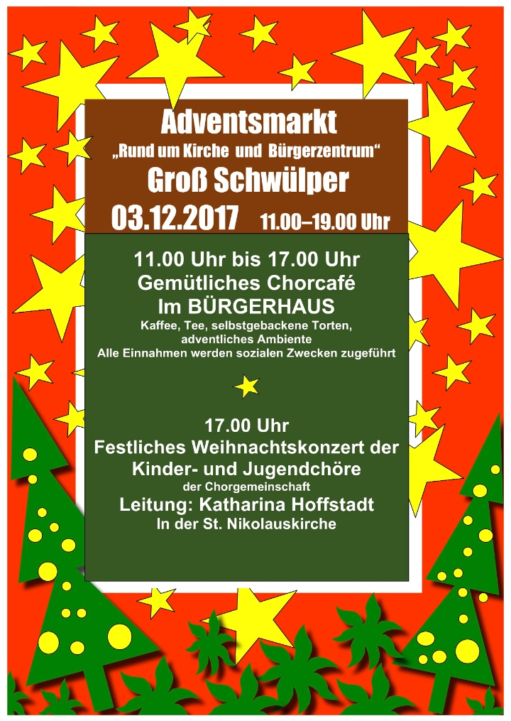 2017 03 12 Adventsmarkt PLAKAT